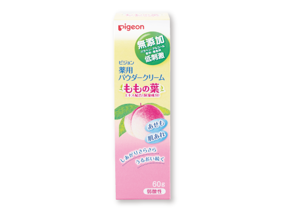 薬用パウダークリーム(ももの葉) 60g