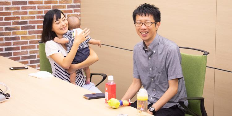 博士と助手が育児を助ける?!IoTで夫婦の育児共有化計画~レポート編~